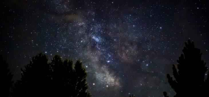 La notte di San Lorenzo al Parco Avventura