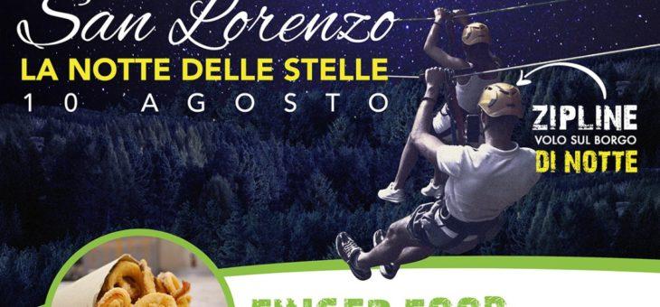 Notte di San Lorenzo da Avventure in Borgo